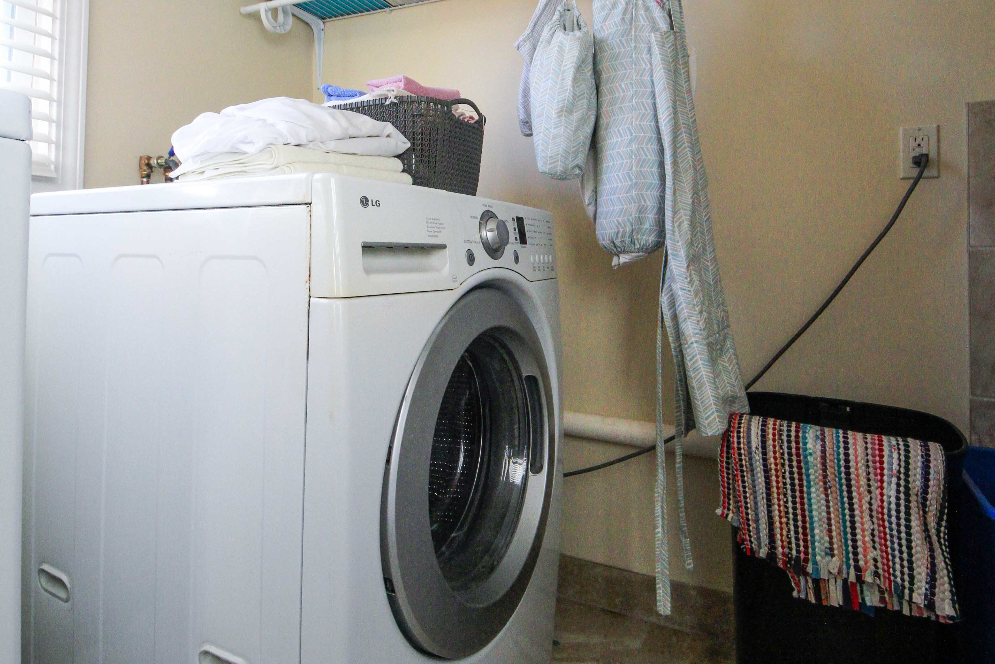 Laundry - Washer and Dryer