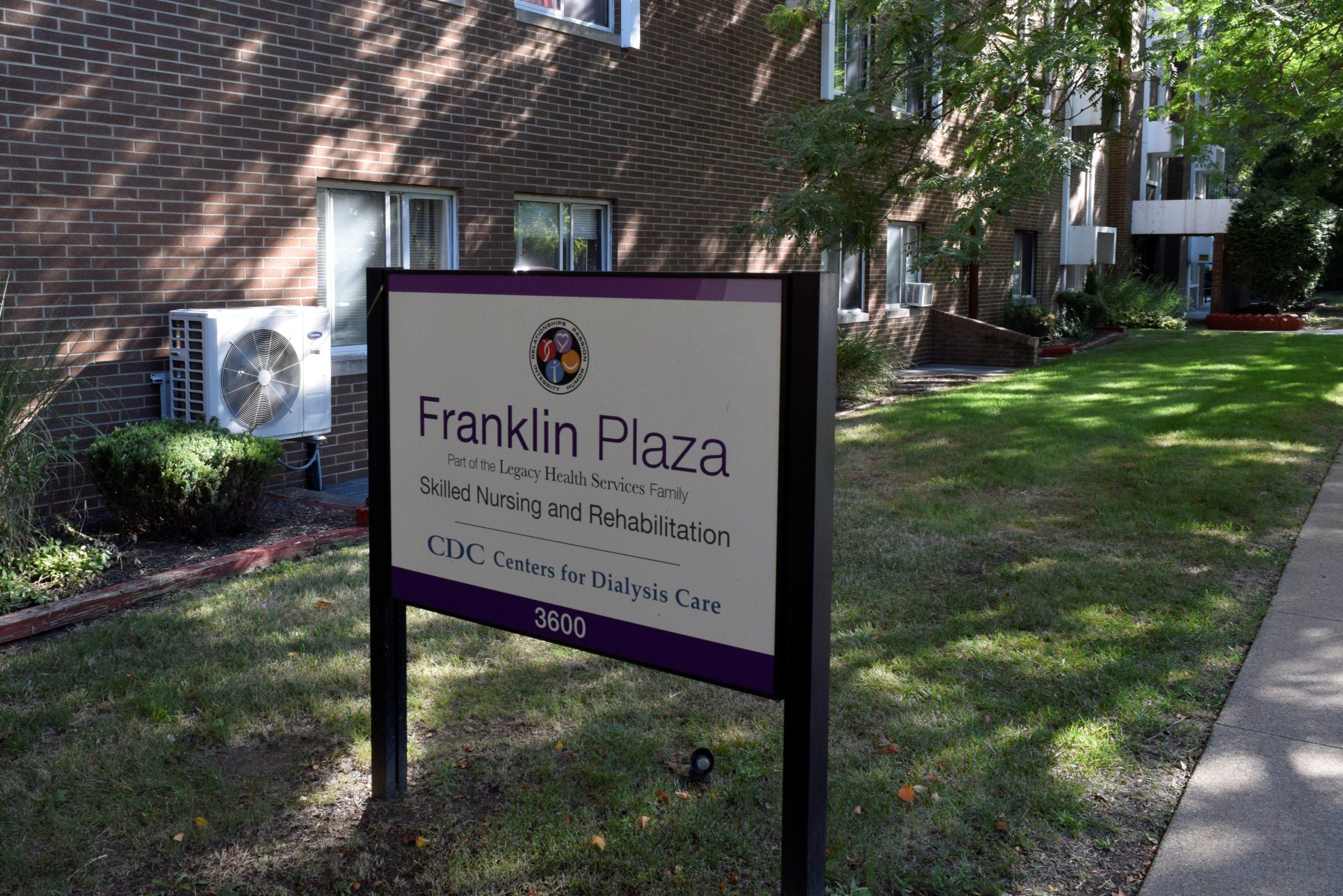 Franklin Plaza Ministry