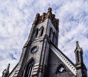 St Pats - Facade From SE 2017 Photo by Michael Oakar