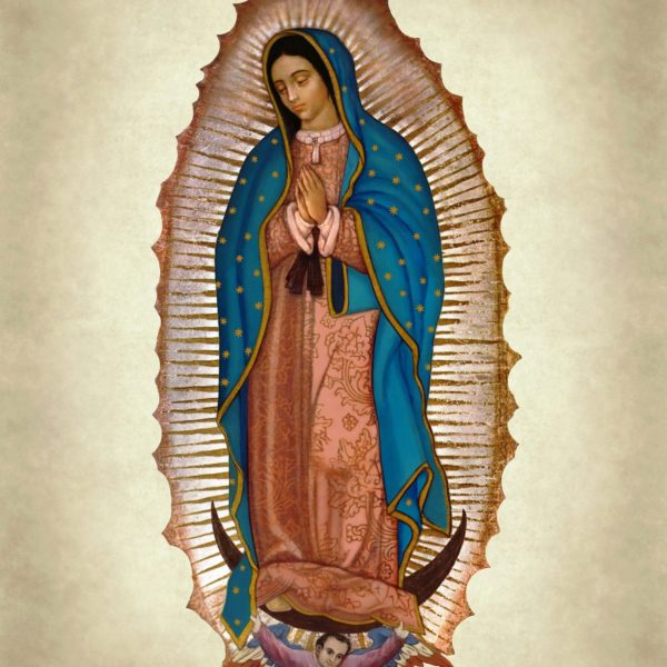 Celebrate the Feast of Our Lady of Guadalupe