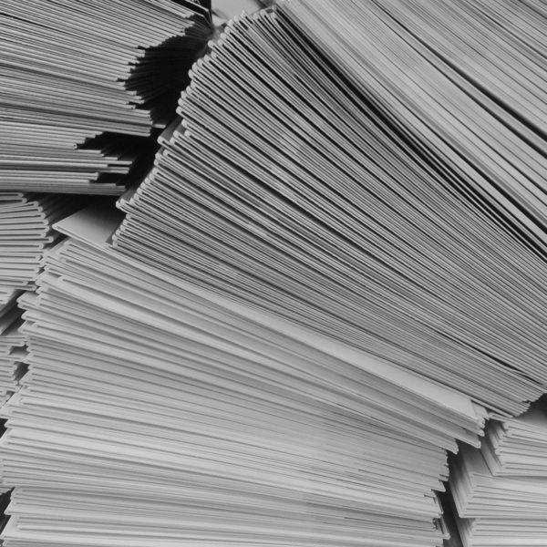 Offertory envelopes & statements