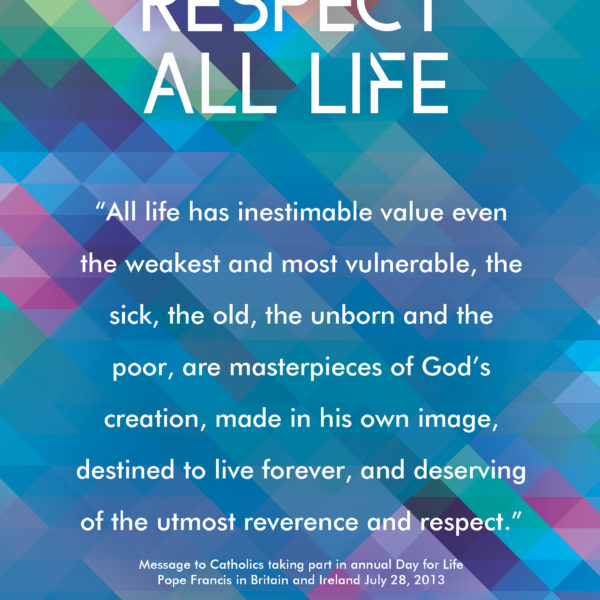 Respect Life Month – Week 1